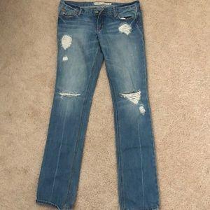 Hollister jeans excellent condition
